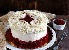 Red Velvet Cake Dulcisss in forno by Leyla