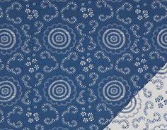 from La maison Pierre Frey MIAO FABRIC : 264 30 H cotton availaible in 2 colors Wide width 284 €/meter Pierre Frey Fabric, Motifs Textiles, Colour Board, Blue Tones, Asian Style, Decoration, Textile Design, Home Accessories, Gray Color