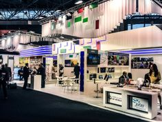 United Arab Emirates pavilion produced for SIAL Paris