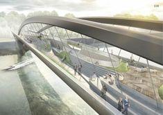 As Fascinantes Novas Pontes do Tamisa Parte 1