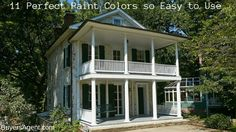 Use These 11 Amazing Buyer's Edge Paint Colors That We Recommend to Our Homebuyers
