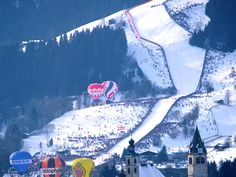 Hahnenkamm - Ski it if you can