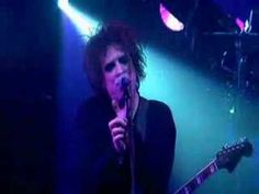 The Cure - Lullaby - Live in Berlin
