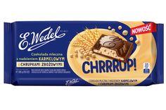 Nowa seria czekolad nadziewanych w dużym formacie Chrrrup!