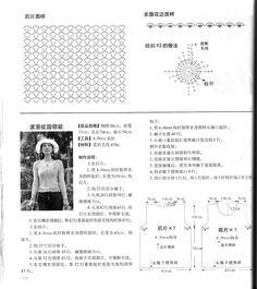 Crochet.es.un.arte!: Blusa blanca Crochet..
