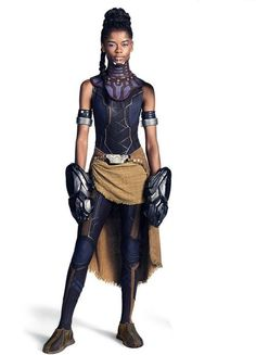 Here is Black Panther Outfit Idea for you. Shuri Black Panther, Black Panther 2018, Black Panther Marvel, Marvel Dc, Black Panther Drawing, Wakanda Marvel, Black Panther Costume, Letitia Wright, The Villain