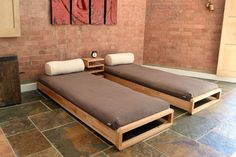 Loop Stacking Beds As Bed Set