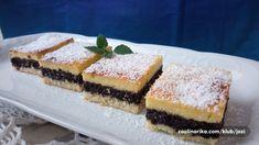 MAK PITA - veoma ukusna, morate probati! Tiramisu, Cheesecake, Cooking Recipes, Sweets, Cookies, Baking, Ethnic Recipes, Places, People