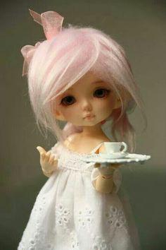 Quer um chá?