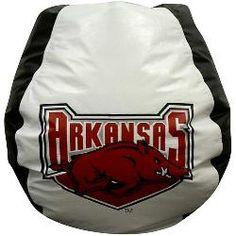 Bean Bag Boys Arkansas Razorbacks Bean Bag Chair