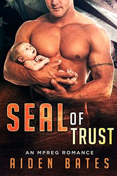 SEAL of Trust: An Mpreg Romance (SEALed With A Kiss Book 4) - A SEAL with a secret. A backdrop of war and redemption.Omega Ben Michaud gave up his life of privilege when his fiancé died. As a surgeon with the non-governmental organization Borderless, he travels between war zones patching up bodies torn apart by human cruelty. When he's taken hos...