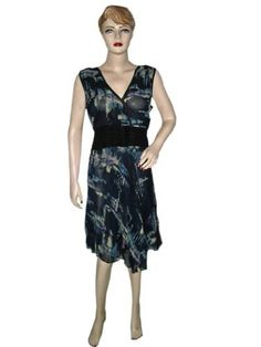 Bohemian Dress Navy Blue Printed Sleeveless Sundress Casual Trendy Style Mogul Interior, http://www.amazon.com/gp/product/B0090XA8J6/ref=cm_sw_r_pi_alp_zYbEqb1203MXR