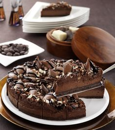 cheesecake chocolate - Buscar con Google