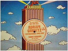 At 	£8.98  http://www.ebay.co.uk/itm/Adrian-Gurvitz-Untouchable-And-Free-Jet-Records-12-Single-JET-12-147-DJ-Copy-/261098546914