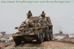 Military Weapons, Armored Vehicles, Cannon, Military Vehicles, Cool Cars, Army, African, Tanks, Spa