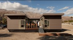 Shipping container homes...this is only 3 containers :)