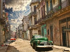 Urban Cuba