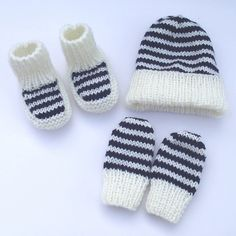 Ravelry: Baby set pattern by Anke Klempner