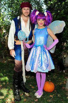 Tori Spelling et Dean McDermott déguisés en 2009