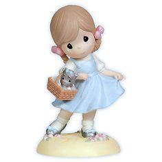 Wizard Of Oz Nursery - Precious Moments Dorothy.