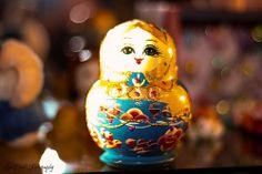 Búp bê Nga/Matryoshka doll. On flickr by Lam Dinh (Lâmbk). All rights reserved.