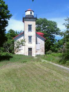 Fox Island Lighthouse  #islandlife