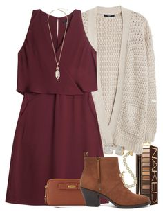 """Thanksgiving Outfit-Formal"" by red-velvet-n-pearls ❤ liked on Polyvore featuring Urban Decay, MANGO, Theory, Badgley Mischka, Forever 21, Kate Spade and Kendra Scott"