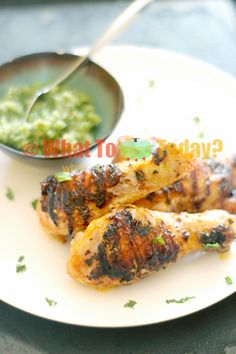NEPALI GRILLED CHICKEN (4-6 servings) recipe