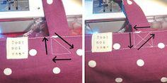 Käsitöitä ja DIY-hässäköitä: Tyrnävä ostoskassi - kuvallinen ompeluohje ja arvonta