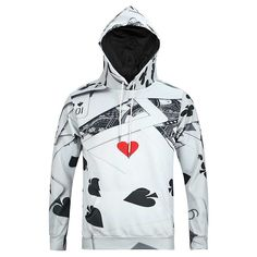 Europe and America hip hop fashion 3D both side Graffiti printed hooded sweatshirt men 's assassins creed hoodies man