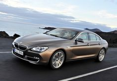 2013 BMW 6 Series. A nice car for the [wealthy] family!