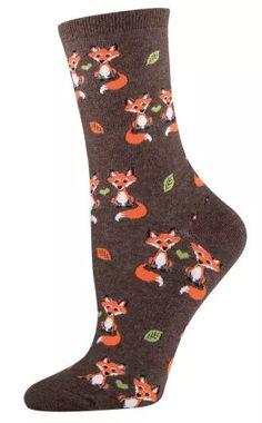 Foxy Love - Women's Socks