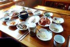 담양 죽통밥정식