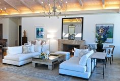 Palm Springs interior designer Dann Foley shares his seven tips to do-it-yourself home decorating to live authentically and comfortably, and beautifully.