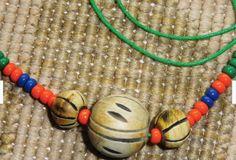 Leder Halskette destino von FKBMarts auf Etsy