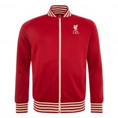 e8db29f23 LFC Shankly Track Jacket | Liverpool FC Official Store Sudaderas, Chaquetas,  Ropa Deportiva,