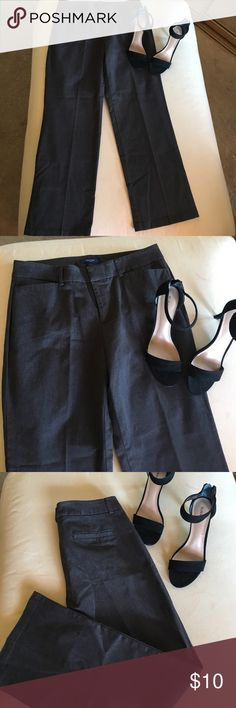 Dockers petite trousers In great condition Gray petite trousers in size 10PShort Dockers Pants Trousers