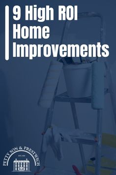 Making home improvements should be on every homeowner's to-do list, but the real question to ask is which home improvements will really move the needle in terms of the best return on investment? High ROI home improvements can have a dramatic impact on property prices, so now's the time to find out which ones you should tackle first! #homeimprovement #homeimprovements #returnoninvestment #diyhomeimprovements Moving House Tips, Moving Home, Moving Day, Real Estate Staging, Us Real Estate, Selling Real Estate, Property Prices, Home Staging, Being A Landlord
