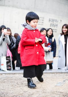 Yes Asian StreetCutest of Seoul Fashion Week 2015