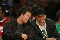 Donnie & Mark Wahlberg4