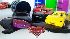 Learn Colours, Play and Fun with Slime Lightning McQueen Cruz Ramirez Jackson Storm Cars 3 Disney and Pixar. Fun with Slime, Diy Slime. Lightning Mcqueen Videos, Learning Colors, Fun Learning, Disney Toys, Disney Pixar, Cruz Ramirez, Toddler Videos, Diy Slime, Educational Videos