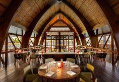Goji Kitchen & Bar - Terrace. Fiji Marriott Resort Momi Bay