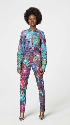 FANTASTIC FUSION | Vlisco V-Inspired ~African fashion, Ankara, kitenge, African women dresses, African prints, African men's fashion, Nigerian style, Ghanaian fashion ~DKK