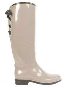 DAV Rainboots Victoria Solid Grey