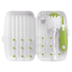 OXO Tot On-the-Go Drying Rack with Brush : Target