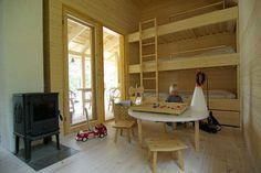 Smarte løsninger småhytter - Dömmarskär hytte Arkitekt Anders Adlercreutz=