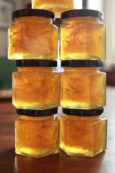 Makrut Lime Marmalade | A small batch of tangy, pleasantly bitter marmalade from Food in Jars.
