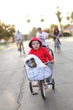 Willow, la niña de dos años con los mejores disfraces de Halloween (FOTOS)