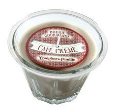 Bougie  Café Crème