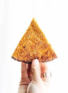 3 Ingredient Sweet Potato Pizza Crust